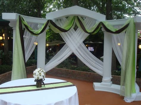 receptions wedding and wedding arches on pinterest