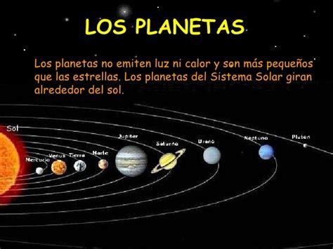 cuales son los planetas que giran alrededor del sol cuantos satlites giran alrededor del sol espacio exterior