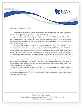letter headed paper template business letter template