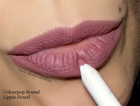 Colourpop Lippie Pencil Bound colourpop bound lippie pencil makeup i
