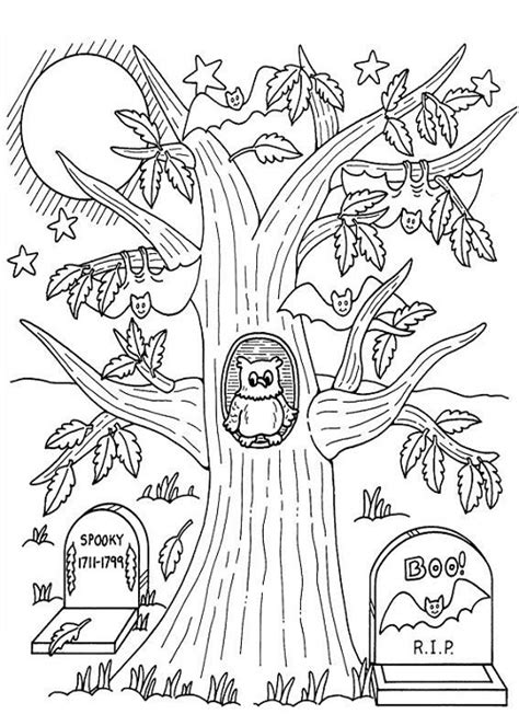 halloween coloring pages intricate coloriage d halloween 224 imprimer gratuitement