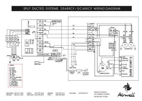 wiring diagram for a heil air conditioner carrier air