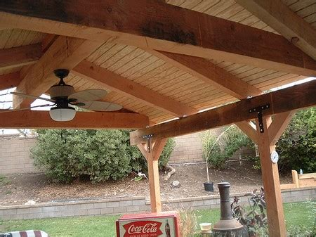 Building A Patio Cover by How To Build A Patio Cover