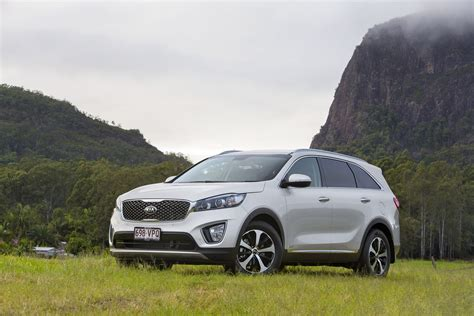 Ratings On Kia Sorento 2015 Kia Sorento Review Caradvice