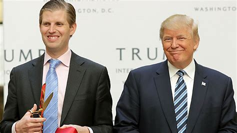 donald trump son eric keller large words matter so let s be more thoughtful