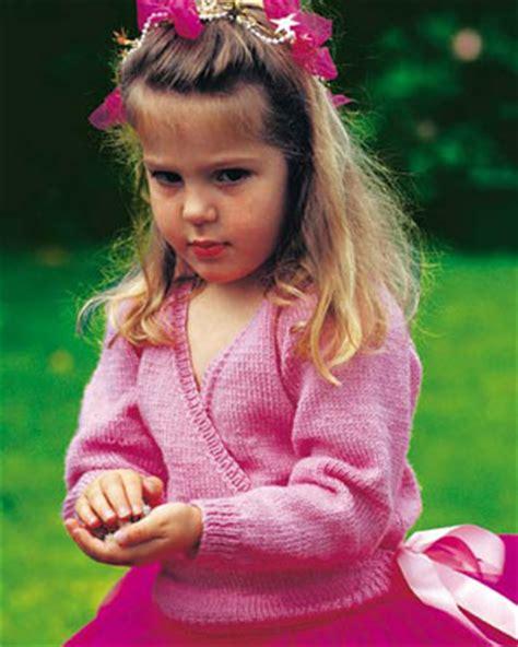 ballet cardigan knitting pattern child free naturally s ballet sweater