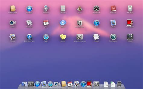 Os Apple apple mac os x 10 7 developer edition screenshots and impressions mac os x applications