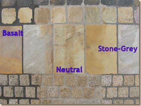 compare colors pavingexpert rompox resin jointing mortars for paving