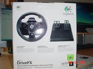 Logitech Drivefx Steering Wheel For Xbox 360 Xbox 360 Logitech Steering Wheel Xbox Free Engine Image