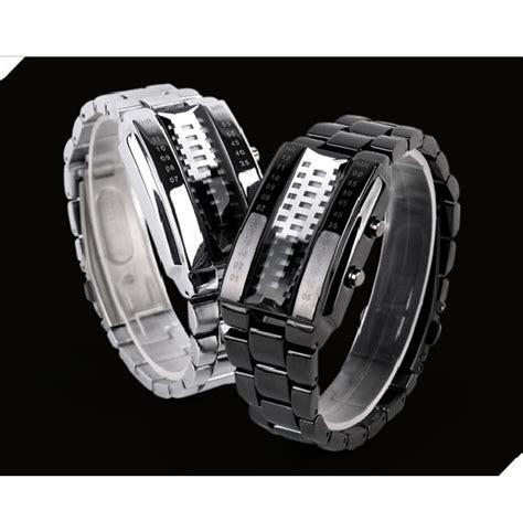 Jam Tangan Wanita Fashionable Cb White Whatches skmei jam tangan led pria 1035a white jakartanotebook