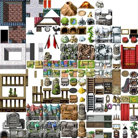 rpg biography generator 90 best free game sprites and assets images on pinterest