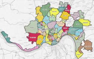 map of neighborhoods file all neighborhoods cincinnati jpg