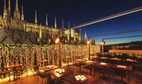terrazza rinascente top 5 aperitivi in terrazza a seguendo il