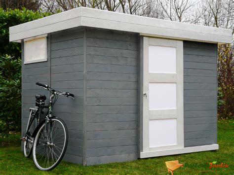carrefour chalet de jardin abri de jardin toit plat en bois lund 5 01m 178 abris parlonsjardin fr
