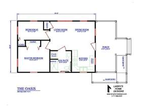 Handicap Accessible Floor Plans The Oasis 600 Sq Ft Wheelchair Friendly Home Plans