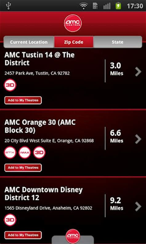 amc app for android amc theatres free android apps free apps android
