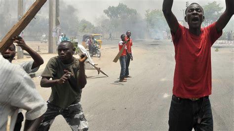 Crisis Guardiannn nine killed in zamfara religious crisis nigeria today