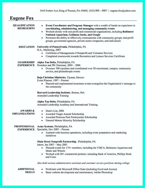 catering resume sles attractive but simple catering manager resume tricks