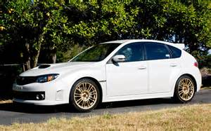 2009 Subaru Impreza Wrx 2009 Subaru Impreza Wrx Sti Spt Side View Photo 2