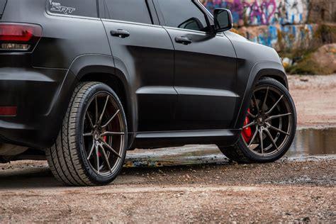 2017 jeep grand cherokee wheels jeep grand cherokee srt m652 avant garde wheels