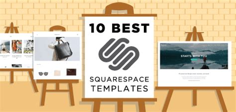 10 Best Squarespace Templates For Blogs Videos Photographers Etc Hostingadvice Com Best Squarespace Template For Photographers