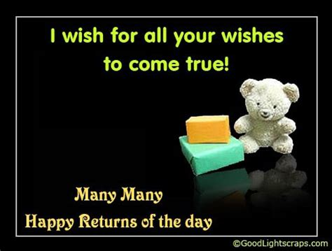 Birthday Wishes Return Quotes Birthday Sms Messages Page 18 Nicewishes Com
