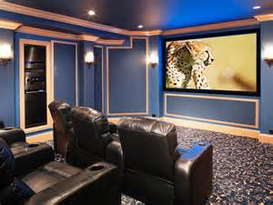 Home Theater Design Diy family friendly home theaters from diynetwork com home