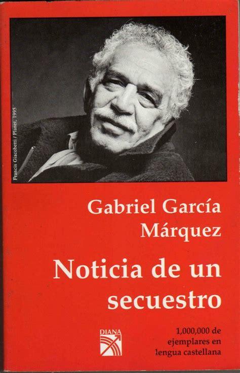 noticia de un secuestro yalo latinas gabriel and america