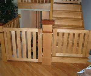 Baby Gates For Banister Baby Gates Safety Gates And Custom Gates On Pinterest