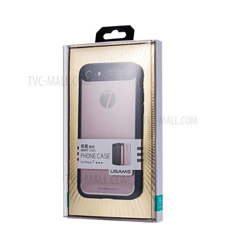Usams Mant Series Iphone 7 Plus usams mant s 233 rie cas de t 233 l 233 phone de cadre de pc