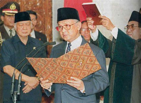 biografi habibie presiden indonesia koleksi citra situs web kepustakaan presiden presiden