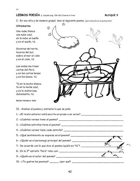 Español sexto ejercicios para alumnos de sexto grado para