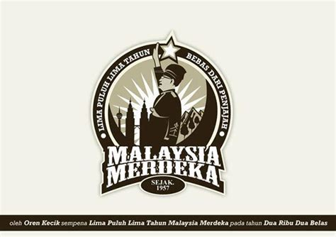 design logo online malaysia 55th malaysia independent day logo on behance