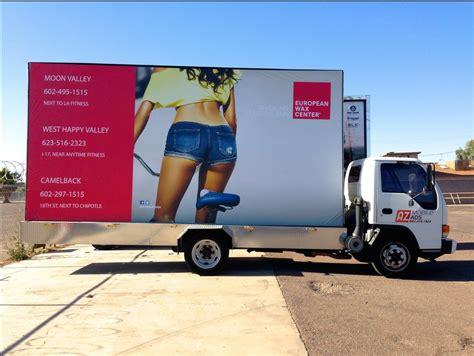 mobile billboard advertising mobile billboard truck advertising and marketing