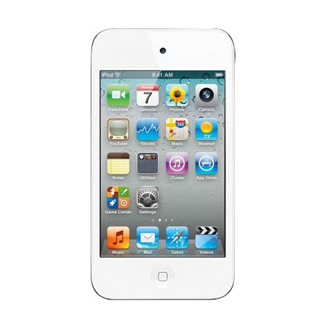 Apple Ipod Touch 2012 which one publish with glogster