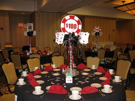 casino themed table decorations pin by caroline ducharme on f 234 te th 232 me casino