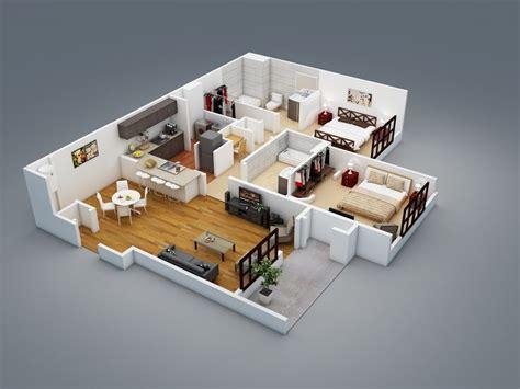 3d floor plan design 3d floor plans 171 wazo communications 3d floor plans