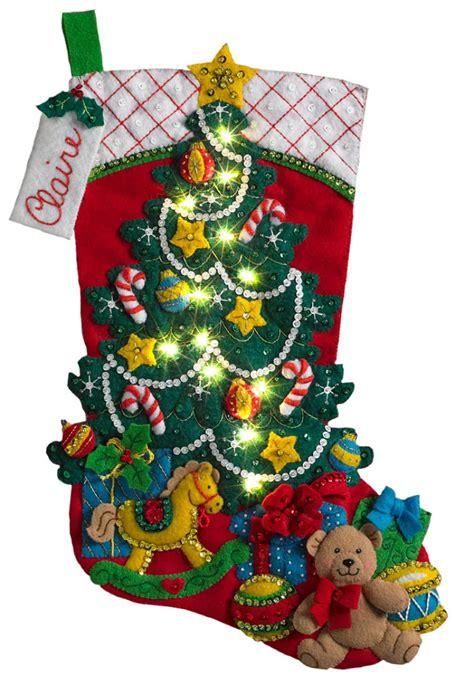 bucilla christmas tree bucilla kit