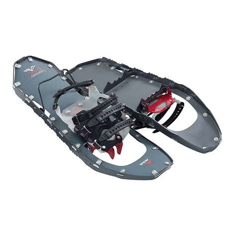 snow shoes womens msr s lightning ascent snowshoes at moosejaw