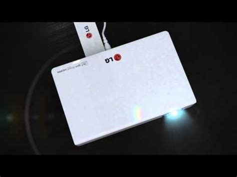 Lg Led Mini Projector Pb62g pocket projector lg mini beam nano review funnydog tv