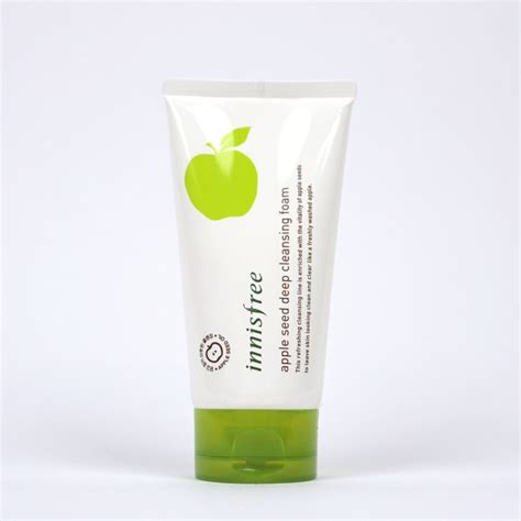Innisfree Apple Cleansing innisfree apple seed cleansing foam review