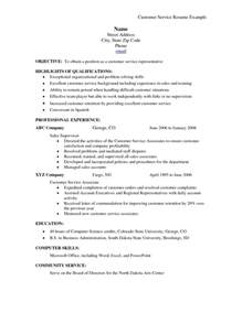 Sle Of Skills And Qualifications For A Resume by List Of Customer Service Skills For Resume Sles Of