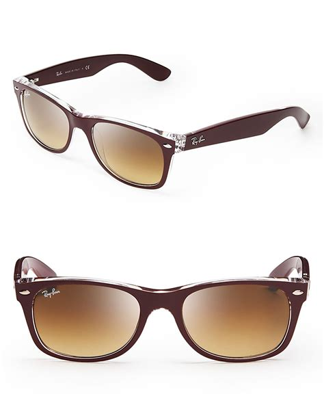 Gradient Sunglasses ban gradient wayfarer alphatier