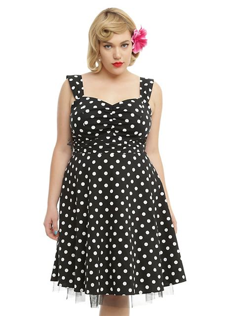 plus size white swing dress black and white polka dot swing dress plus size hot topic