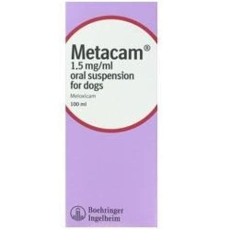 metacam for dogs side effects metacam suspension 100ml for dogs chemist direct