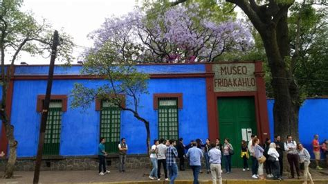 casa azul la casa azul picture of frida kahlo museum mexico city