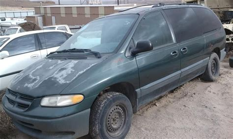 2000 Chrysler Town And Country Parts used 2000 chrysler town and country front