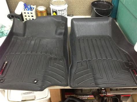 wts weather tech front floor mats 2010 2013 the mustang