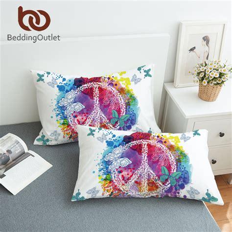 50 x 90 pillow cases aliexpress buy beddingoutlet watercolor butterfly