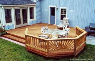 decks and patio garden design 15892 garden inspiration ideas